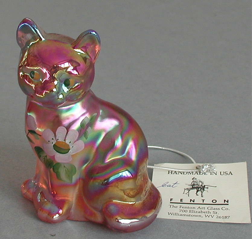 Enamelled Cat, Fenton