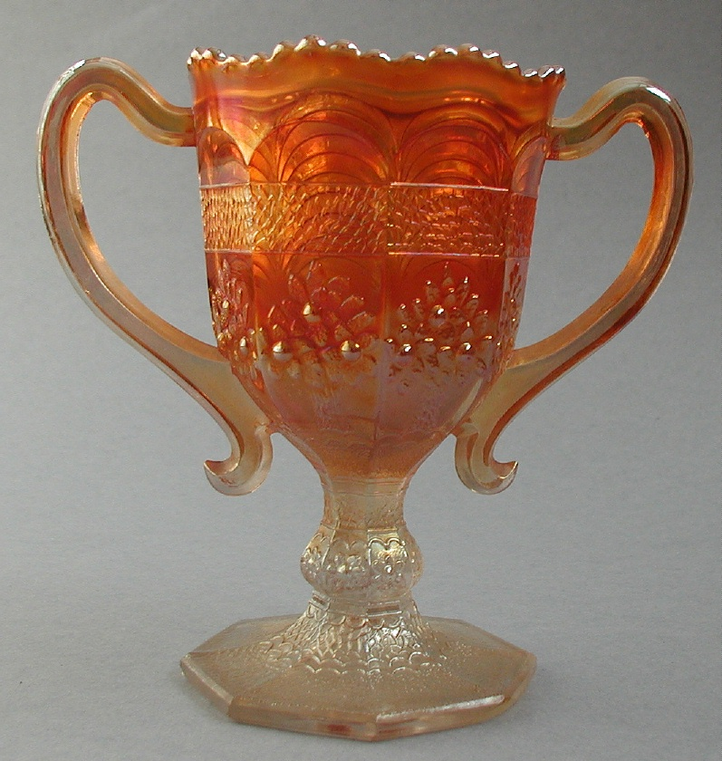 Orange Tree loving cup, marigold
