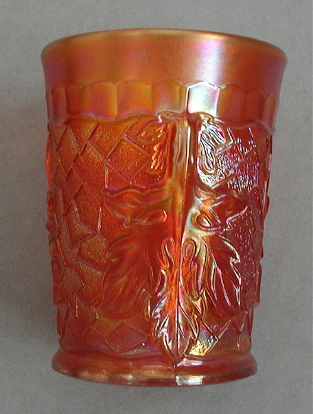 Maple Leaf marigold tumbler