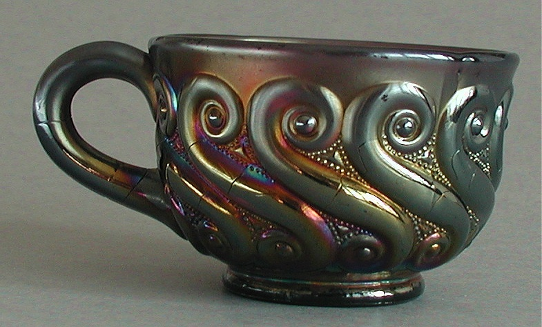 S-Repeat punch cup amethyst