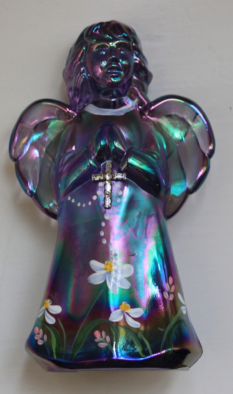 enameled angel