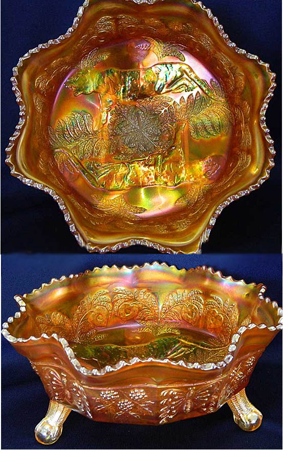 Panther ftd master berry bowl. marigold