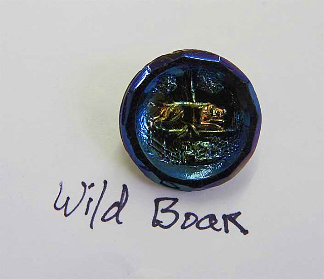 Wild Boar button