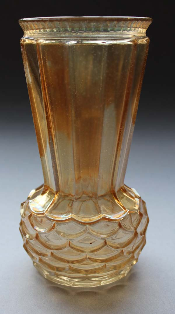 Royal Pineapple, by Canning Town Glass