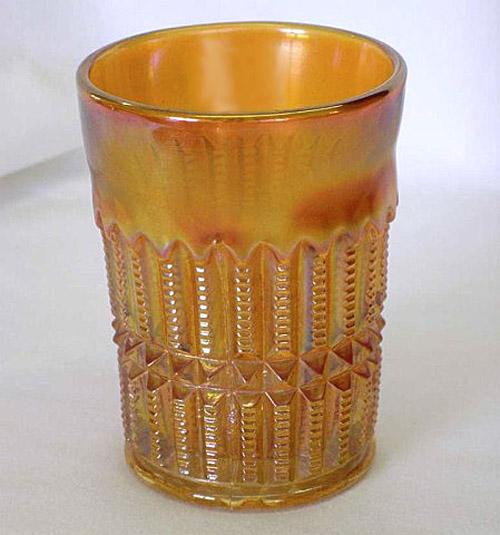 File tumbler marigold
