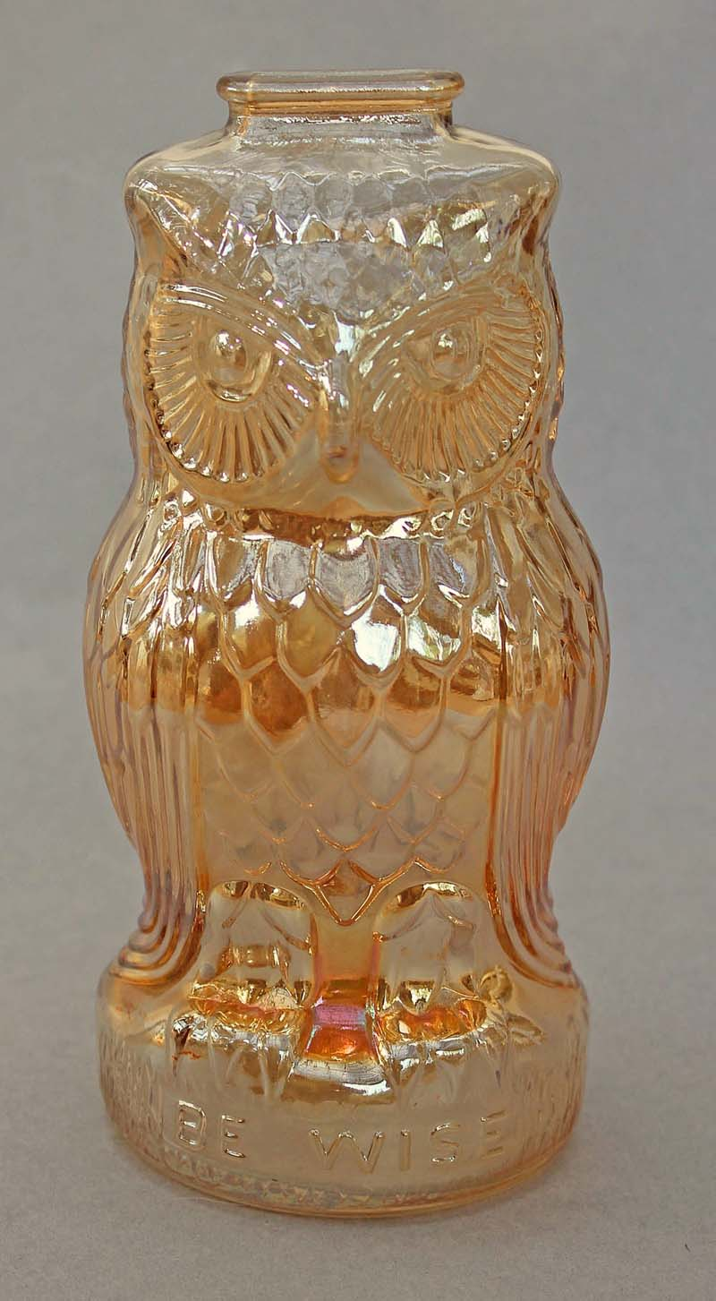 Be Wise Owl money box maker unknown?