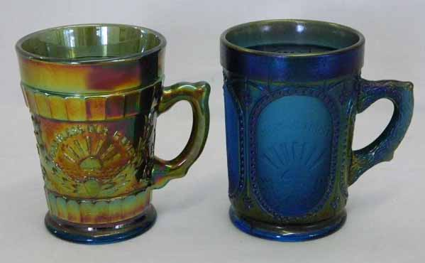 Pair of ACGA mugs