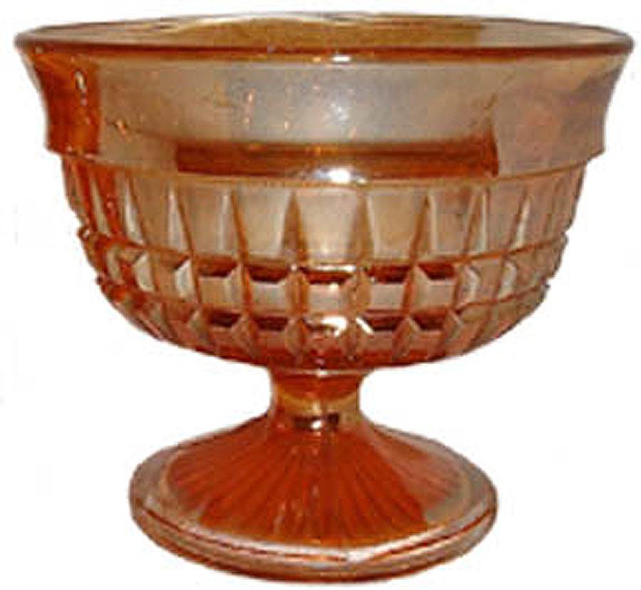 Portcullis sugar bowl -Sowerby