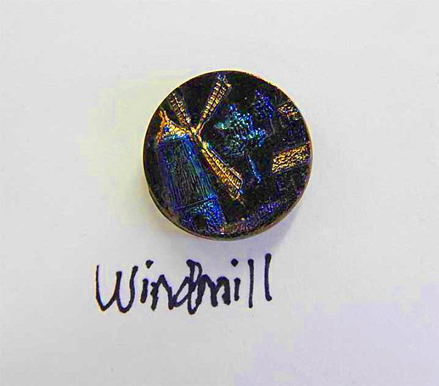 Windmill button