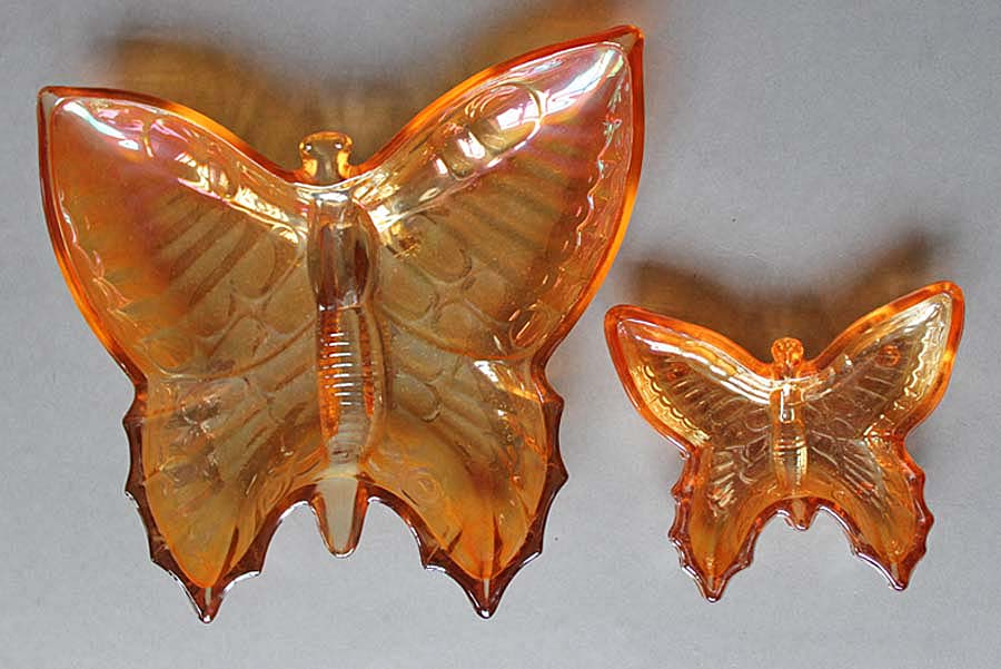 Butterfly party set, marigold, Jeanette