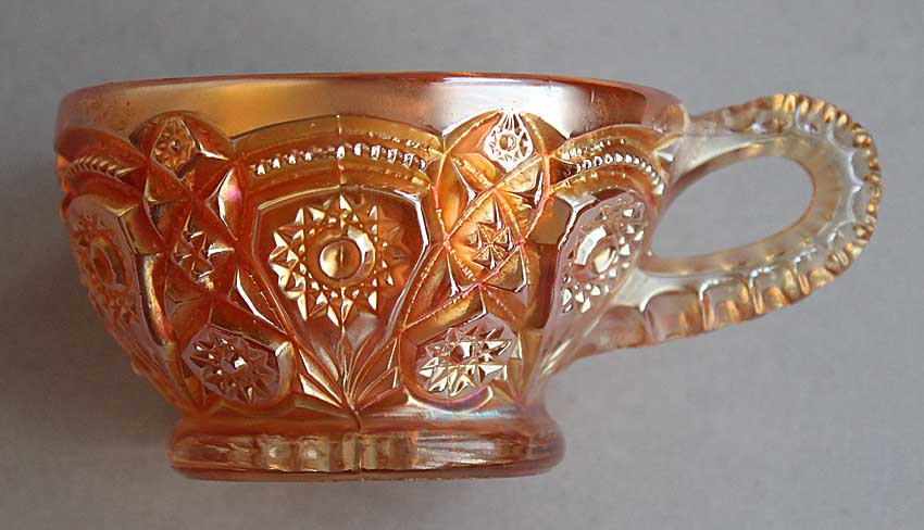 Fashion punch cup, marigold